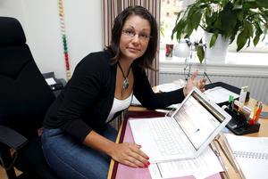 Se upp! Sophie Berg och hennes kollegor på Relationsbyrån i Västerås fick i onsdags ett mejl från bedragare som utger sig för att vara Nordea. Nu vill de varna andra.