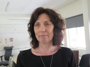 Helena Björkman, divisionschef kirurgin Region Dalarna.