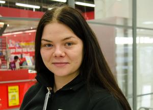 Anna Bergman, 23, etablerare, Vara.