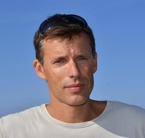 Per Bengtson är projektledare för Naturskyddsföreningens bikampanj, som pågår nu i sommar.Foto: privat