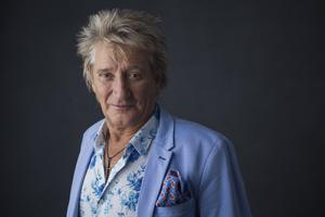 Rod Stewart, still going strong. Bild: AP