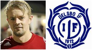 Joel Stillmark lämnar Iggesund för Delsbo.