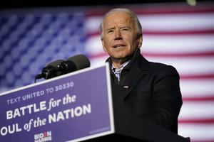 Vad vill Joe Biden, mer än att få ut Donald Trump ur Vita huset?
