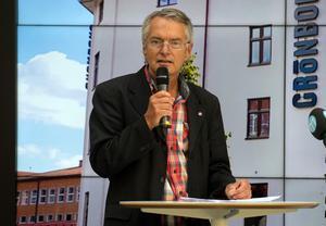 Åke Johansson, Vänsterpartiet.