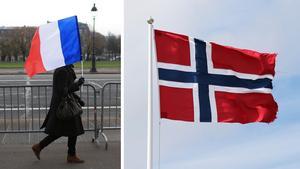 I Frankrike och Norge har momssänkningar haft positiva effekter på digitala nyheter. Bilder: TT