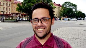 Alex Perez, 39 år, tatuerare, Sundsvall: