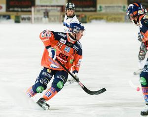 Erik Stoor gjorde två säsonger i elitserien med Bollnäs.