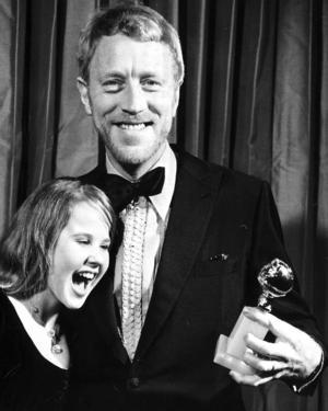 1974 fick Max von Sydow fick en Golden Globe för sin roll som exorcisten Lankester Merrin i