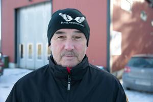 Tommy Norgren, WBAB, berättar att försäkringsbolaget betalat ut uppåt 300 000 kronor till drabbade i Saxdalen.