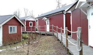 Högabergs kursgård i Örserum är till salu. Utgångspriset är fem miljoner kronor.