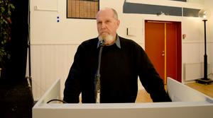 Roger Carlsson (SD)  är en av fyra sverigedemokratiska ledamöter som skrivit under motionen.