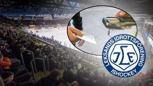 Högt tryck på biljetter inför den första, och enda matchen, i Oskarshamn.