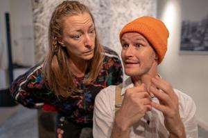 Ibland kan en dålig inledning vara början på ett nytt liv. Som för Lilja och Odd. Bild: Fredrik Näslund