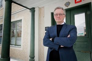 Ulf Sinner är personalchef på Hedemoa kommun. Han började strax innan man började med projektet