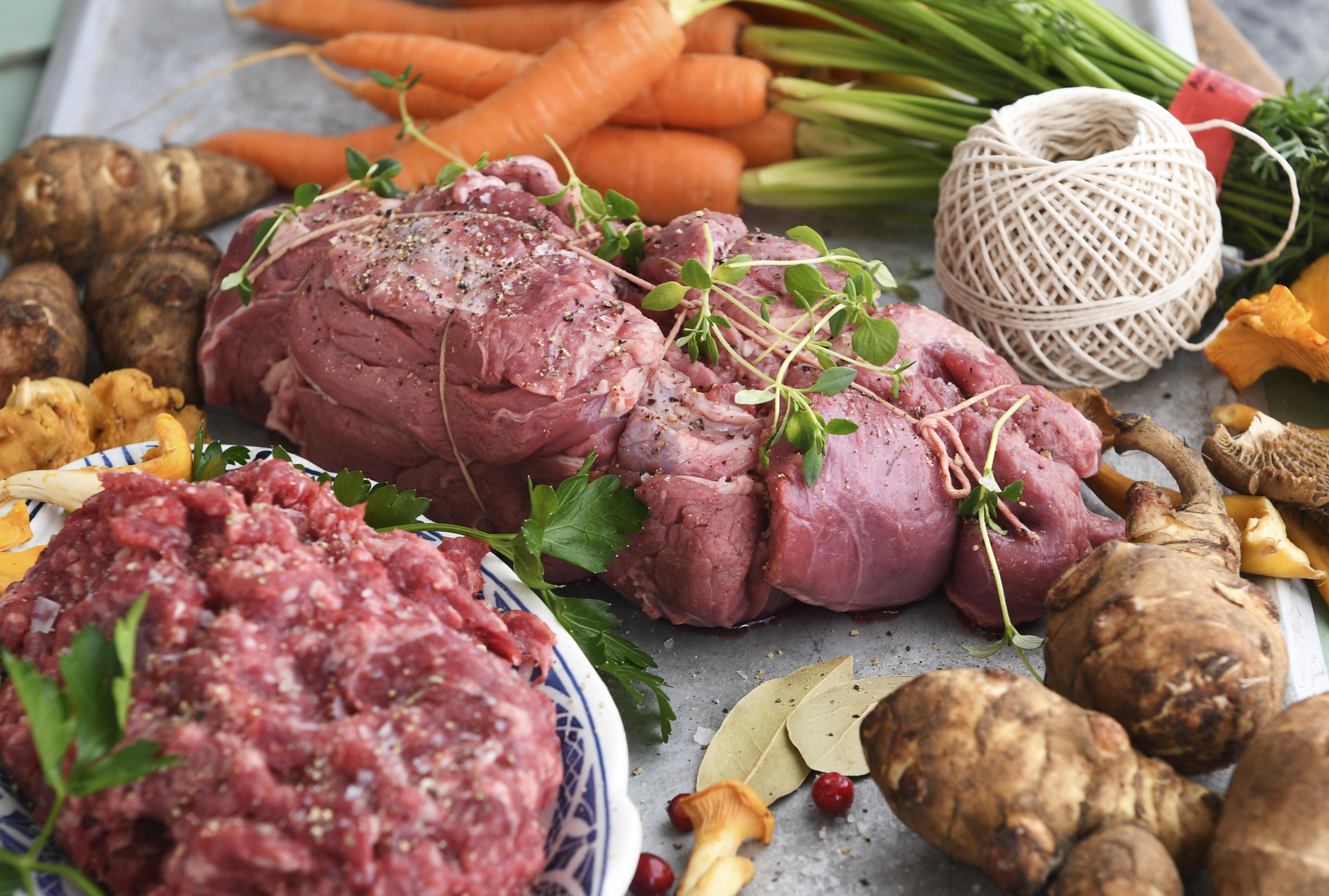 varför ska man inte äta kött miljö
