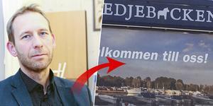 Förre skolchefen Jonas Fors flytt till Smedjebacken tvingar Ludvika att förlänga rekryteringen av ersättaren.