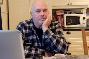 – Man står sig ganska slätt utan bredband, konstaterar Mikael Jansson.