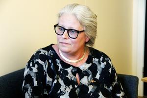 Tierps kommundirektör Randi Graungaard.