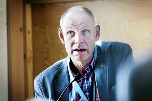 Bengt-Olov Renöfält är gruppledare för Centerpartiet i Bollnäs. Centerpartiet är ett av partierna som har svarat på flest väljarfrågor.