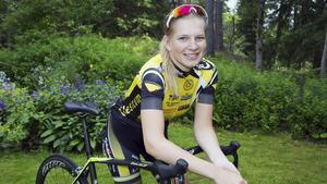 Clara Lundmark ska delta i Engelbrektsturen. Bild: Jörgen Hjerpe.