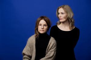 Emma Adbåge och Lotta Olsson tar de minstas känslor på allvar. Foto: Magnus Liam Karlsson