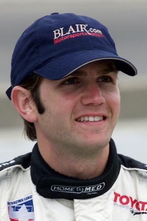 Tony Renna hann bara göra sju race i Indycar. Foto: AP Photo/Dave Parker