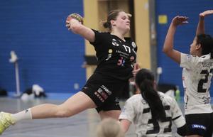 Hedda Forsberg var tillbaka i Strand och skottade in 79 mål.