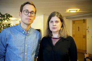 ÖP:s reportrar Per Arnsäte och Linda Hedenljung finns på plats och rapporterar från Ångermanlands tingsrätt i Härnösand.