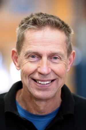 Björn Wilhelmsson är lärare på fordon- och transportprogrammet på Lugnetgymnasiet. Foto: Tomas Nyberg