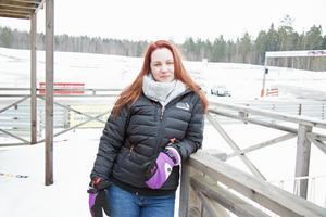 Linda Zetterström ser fram emot sin tävlingscomeback.