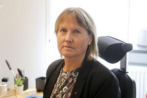 – Om inte Norrland fick de här pengarna skulle vi tappa förutsättningarna för ett livskraftigt näringsliv här med följden att både Sverige och EU skulle slitas isär, säger Elise Ryder-Wikén.