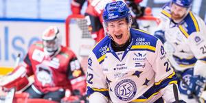 Wännström blev en av LIF:s segerregissörer. Foto: Daniel Eriksson / BILDBYRÅN.