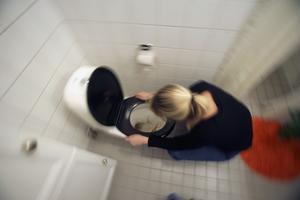 Vinterkräksjukan åter på intåg, fallen börjar rapporteras in till Folkhälsomyndigheten.  Foto Fredrik Sandberg