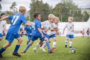 Lilla-VM i Matfors 2018.