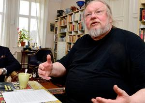 Destination Ljungandalens ordförande Anders Jäger förklarar varför Haverö strömmar utsågs till Ljungandalens åttonde underverk.