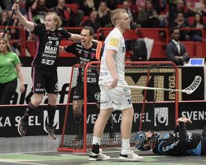 Simon Cederström lämnade IBF Falun för att återvända hem och spela med Sätra kommande säsong.