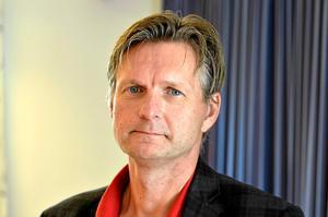 Henric Lundberg, bildningschef i Nora kommun.