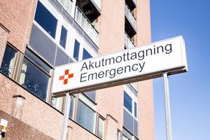 Östersunds sjukhus. Arkivbild.