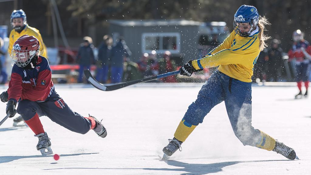 Sverige enkelt vidare till final