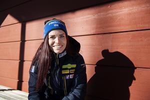 Elisabeth Högberg har lyckats pricka in toppformen – precis inför VM. På fredag blir det upp till bevis i Pokljuka.
