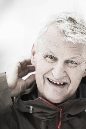 Leif Sundell, journalist under fem decennier på Ljusdalsposten samt även Hälsingekuriren.