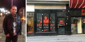 En ny restaurangkedja är på väg till Örebro, första maj öppnar Samir Zaitoun den första Redfellas-restaurangen i Örebro.