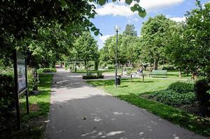 Liksom Liljeqvistska parken.