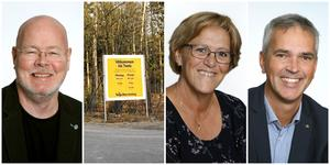 Ska Nykvarnsborna fortsätta åka till återvinningscentralerna i Södertälje, i Tveta och Moraberg, eller ska Nykvarn bygga eget? Bob Wållberg, Märtha Dahlberg och Johan Hägglöf har alla åsikter i frågan.