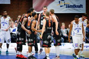 Jämtland kunde inte stoppa Borås segertåg i Basketligan  – i går kom elfte raka segern