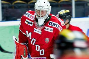 Isak Wallin spelade inte mot Västervik.