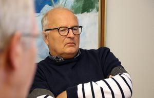 Sten-Ove Danielsson menar att det viktigaste är att Handelsbanken i alla fall finns kvar.