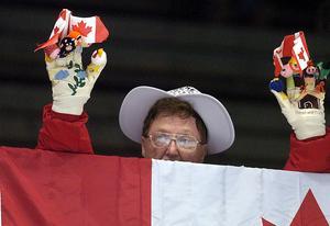 Kanada är inte bara framgångsrikt i sportsammanhang, man har också en integrationspolitik som Sverige skulle kunna lära av, menar debattörerna. Foto: Lars Nyqvist