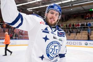Matt Carey är tillbaka i Leksand, klubben han representerade säsongen 2017-18. Foto: Daniel Eriksson/Bildbyrån.