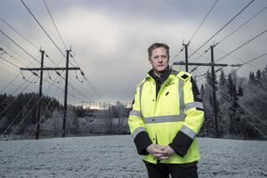 Erik Brandsma är Jämtkrafts nye vd. Efter sex månader på chefsstolen börjar han känna sig hemtam.